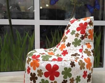 Bean bag chairs - cotton bean bag chair