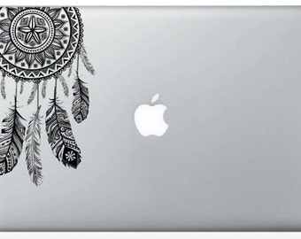 Dreamcatcher MacBook sticker
