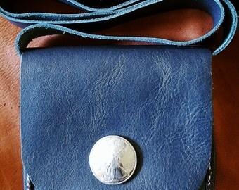 Lee's Leather Purses