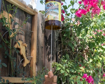 Leininkugel's Summer Shandy Beer Bottle Wind Chime