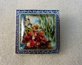 SALE   Flower Brooch 3cm x 3cm    Mothers Day Gift