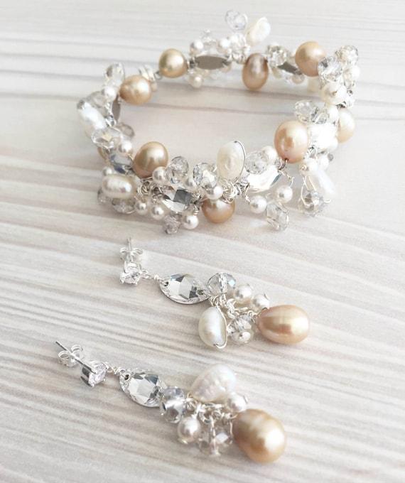 Personalised Wedding Jewellery Gifts : Custom wedding jewelry, bridesmaid jewelry, bridal party gifts, bridal ...