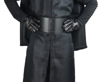 Star Wars The Force Awakens Kylo Ren Replica Costume including Belt - Replica Star Wars Costume - JR 3910
