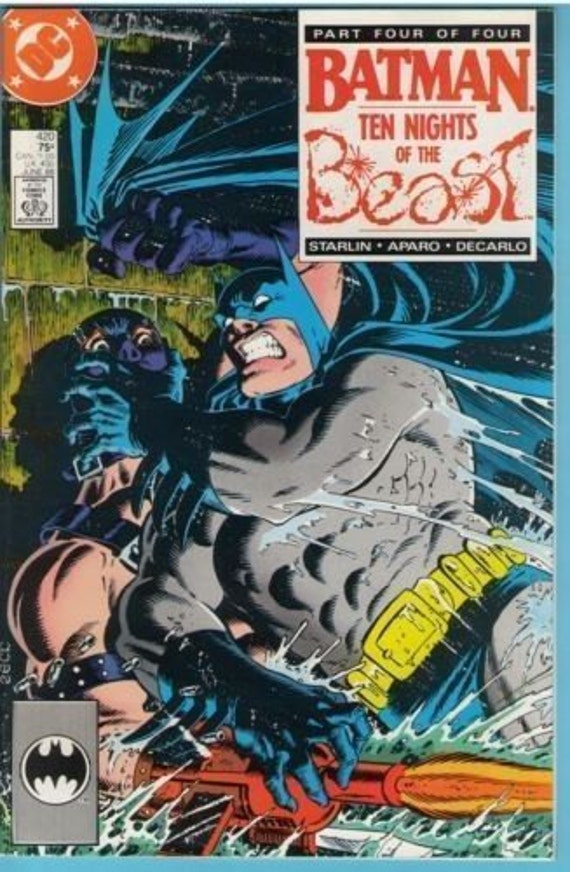 Batman 420 Jun 1988 NM- (9.2)