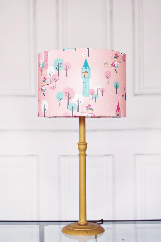 bedside lamp girls bedroom lamp kids lamp fairy tales. Black Bedroom Furniture Sets. Home Design Ideas