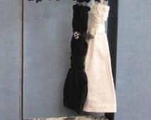 Barbie Doll Furniture, Barbie Doll Closet. Barbie Doll Hangers