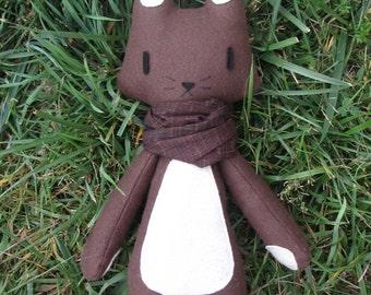 Brown Infinity Rabbit