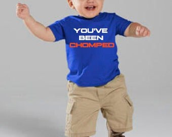 You've Been Chomped | Child's Tee or Onesie