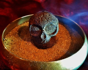 Day Of The Dead Skull Incense