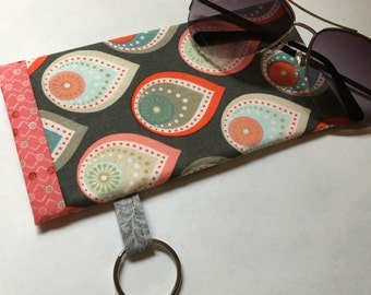 Sunglasses Case - Eyeglasses Case - Eyewear Case - Sunglasses Holder - Glasses Case