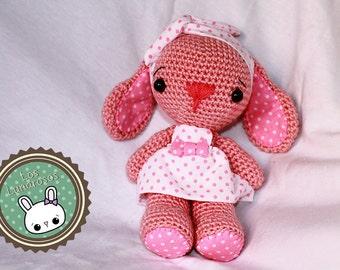 Tita the Bunny (amigurumi)