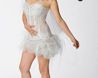 Wedding / Burlesque top hat