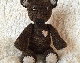 Amigurumi Teddy Bear - Henry
