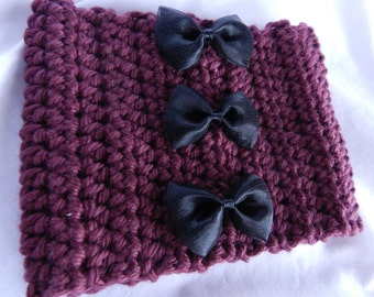 Bows on Bows Cup Cozy