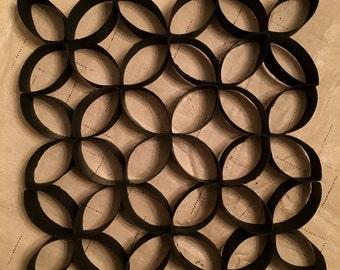 Faux Rod Iron Paper Wall Art/Decor