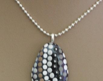 Jewellery Necklace N70 Bark