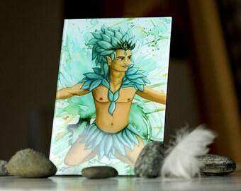 Photo display * fairy man Virgiliaborén *.
