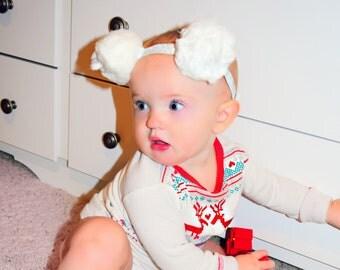 Polar puff- Headband