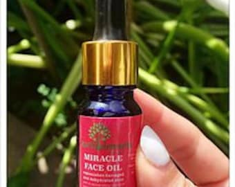 Earth Elements Miracle Face Oil