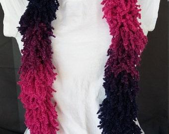 Crochet Scarf - Item JB63