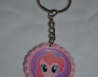 Pony Keychain
