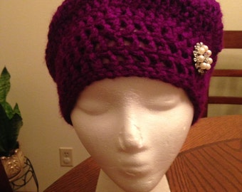 Violet Slouchy