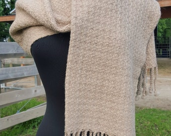 Elegant Alpaca Wool Shawls/Wraps