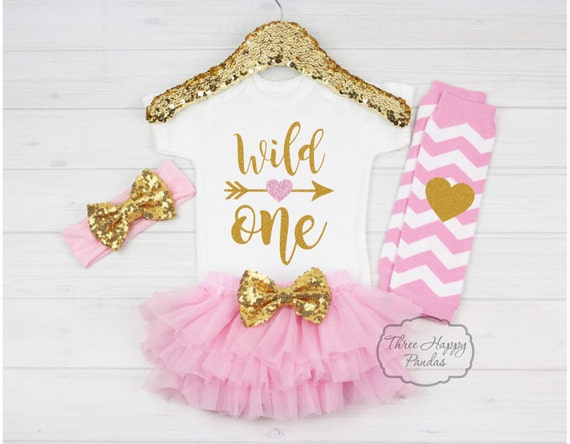 7d4142f52ea5 9 First Birthday Cake Smash Outfits For Girls