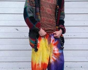 Tie Dye Trousers