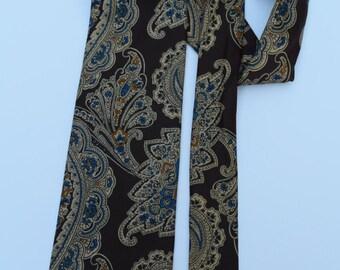 Designer Nordstrom Tie Classic Vintage Nordstrom Tie/ Made in USA