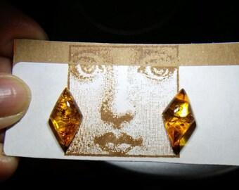 Cognac Ambers