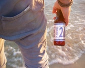 Custom Beer Bottle Labels Personalized 21st Birthday Favors Beer Labels Personalized Beer Waterproof Beer Labels Beer Stickers BL-1006