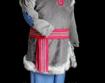 Ice Harvester Kristoff Custom Parks Costume
