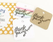 Packaging Supplies / Party Favor Tags / Happy Mail Packaging / Gift Wrap & Packaging