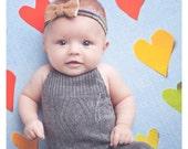 Rainbow Baby Headband - Baby Girl Headband - Headband - Gold Headband - Baby Bow - Baby - Baby Bow Headband - Baby Girl - Headband - Newborn