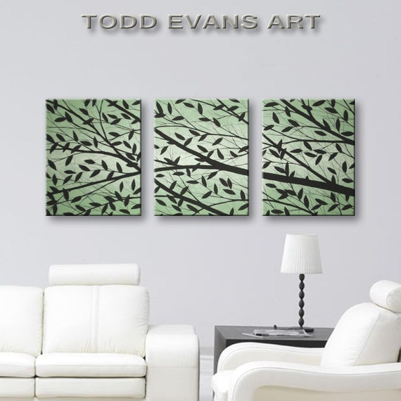 Sale Canvas Art Home Decor Wall Art Bedroom Wall Decor Leaves