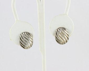 Sterling Silver Post Stud Earrings