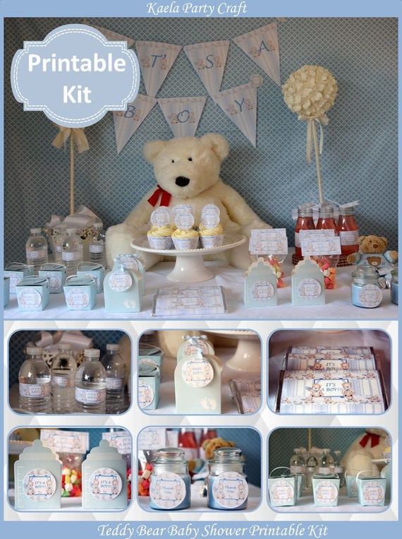 bear baby shower invitation teddy bear birthday teddy bear theme
