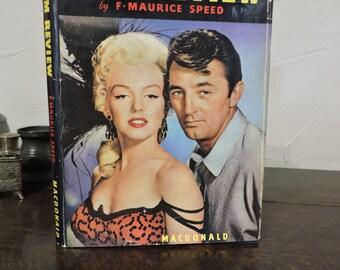 "Vintage ""Film Review"" book - 1954-1955."