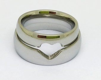 2pc, promise ring, promise rings, personalized ring, promise ring, couple ring, promise rings, couoples ring, free engraving