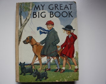 My Great Big Book Blackie and Son
