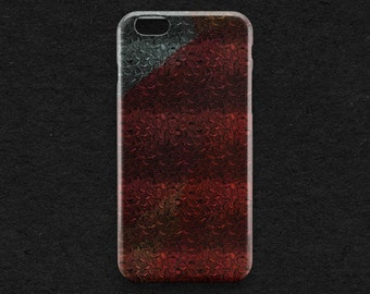 iPhone 6 Cover Geometric Phone Case Watercolor iPhone 7 Case iPhone 7 Plus Red iPhone 6 Plus Case iPhone 4-5 iPhone SE iPhone 5C Case Galaxy
