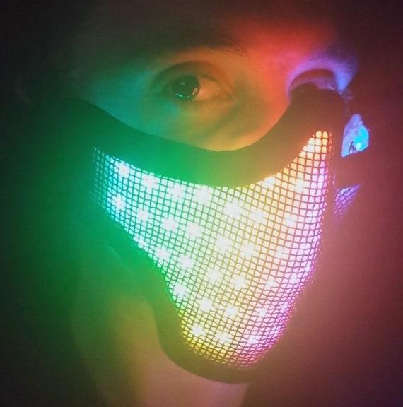R4VE LED Mask