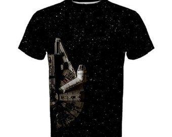Men's Star Wars Millennium Falcon Inspired Shirt