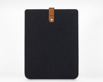 iPad Air Sleeve iPad Air Case iPad Air Cover iPad Air Leather iPad Felt Leather Case