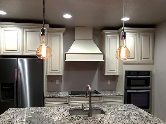 Extra large globe edison pendant light kitchen island for 2 kitchen ct edison nj