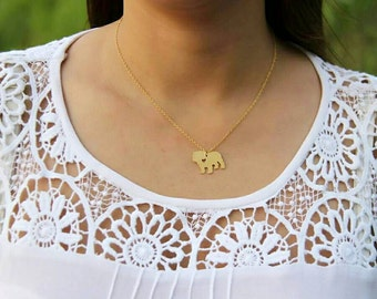ENGLISH BULLDOG NECKLACE  !! Necklace, Jewelry, Gold Necklace, Animal lovers, dog lovers