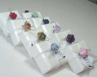Wedding Favors soap - Wedding Favors - Unique Soap Favors