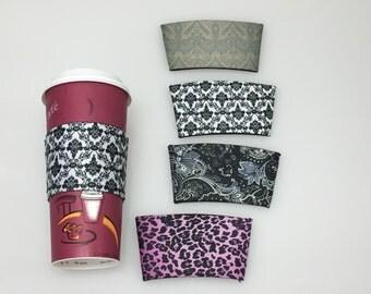 Insulated Reusable Coffee Sleeve