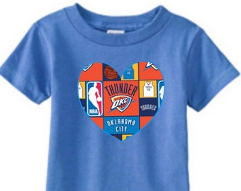 Oklahoma City Thunder Shirt, okc thunder, Oklahoma City